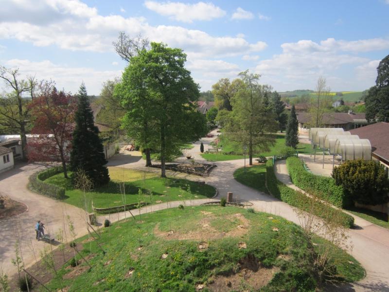 parc du lycée